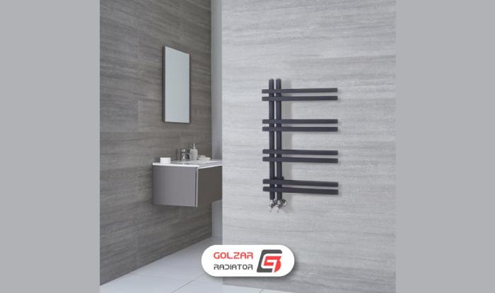 از سیر تا پیاز آموزش نصب حوله خشک کن های دیواری استیل حمام را بیاموزید