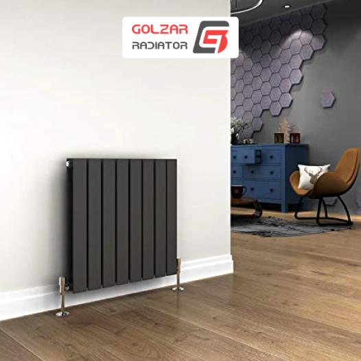 رادیاتور و کاربردهای اصلی رادیاتورهای مشکی در دکور روشن خانه و حمام